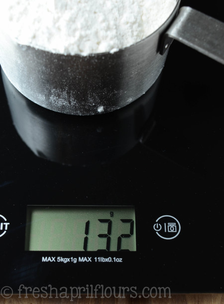 The Importance of Measuring and Weighing Ingredients: A comprehensive guide to measuring wet and dry ingredients properly in baking and why it's important.