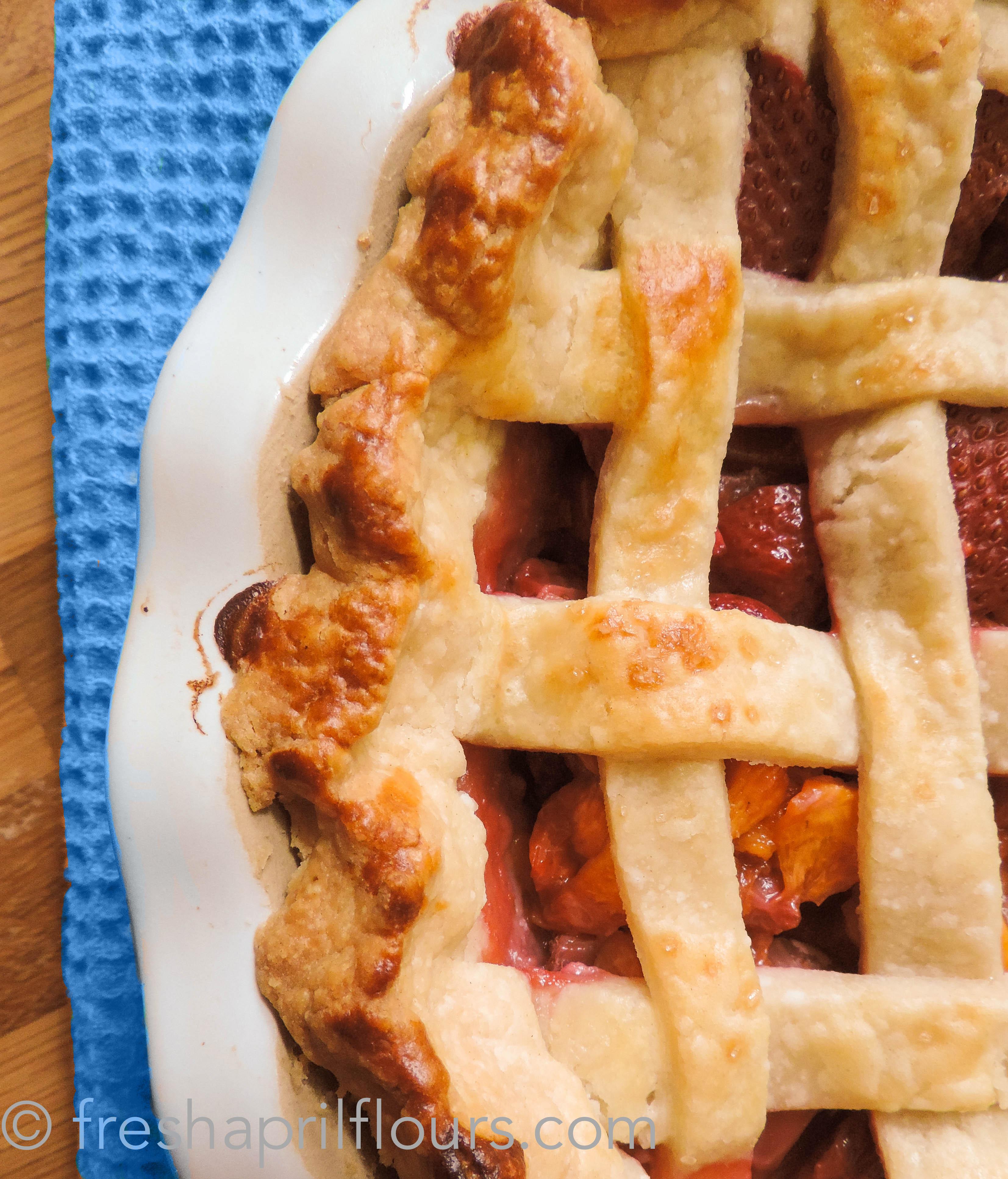 Homemade Buttermilk Pie Crust