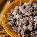Brownie Batter Puppy Chow