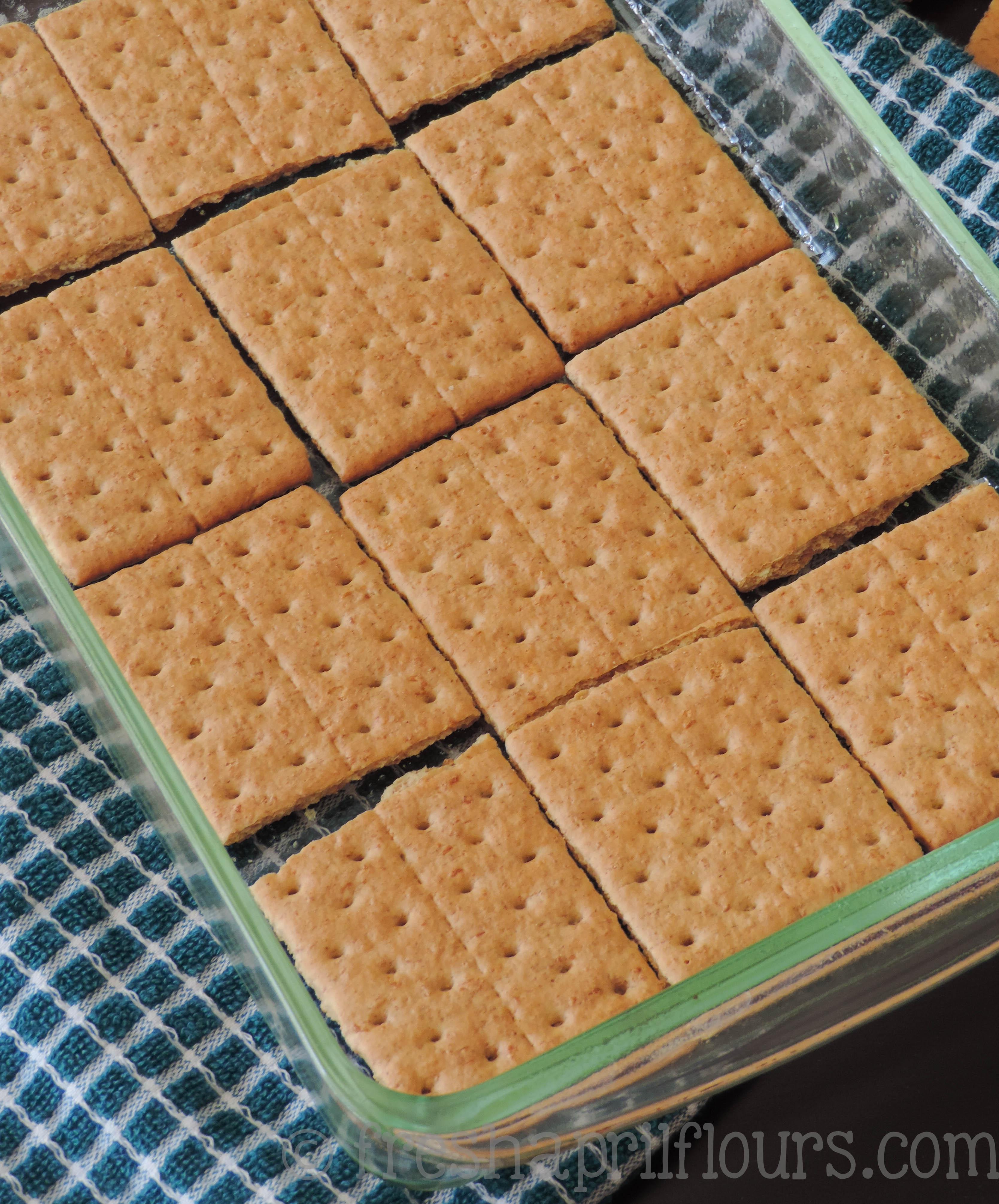 Toffee cookie recipe graham crackers