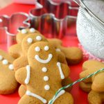 Spiced Gingerbread Cut-Out Cookies