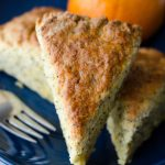 Orange Poppy Seed Scones: Bright and sunny scones that are full of tangy yet sweet orange flavor, made even better with an orange simple syrup soak.