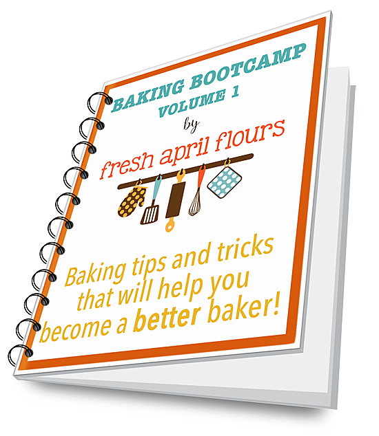 Baking Bootcamp E-Book!