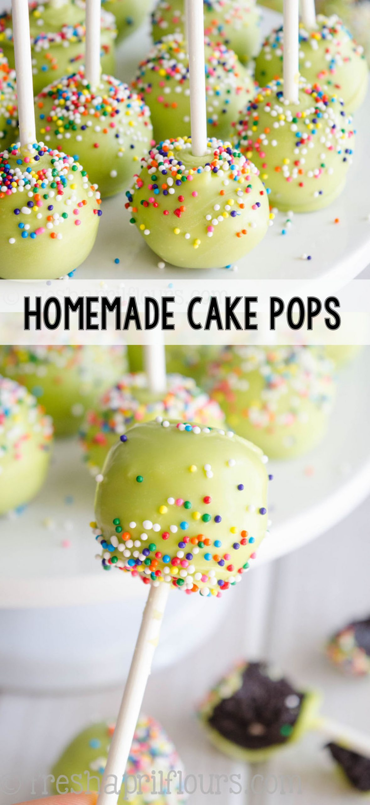 Learn how to make homemade cake pops with step-by-step instructions, tricks, and troubleshooting tips.