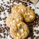 Cappuccino Cookies