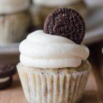 Mini Cookies & Cream Cupcakes