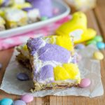 Peeps Blondies