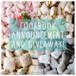 Cookbook Announcement + GIVEAWAY!