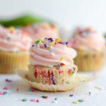 Homemade Funfetti Cupcakes