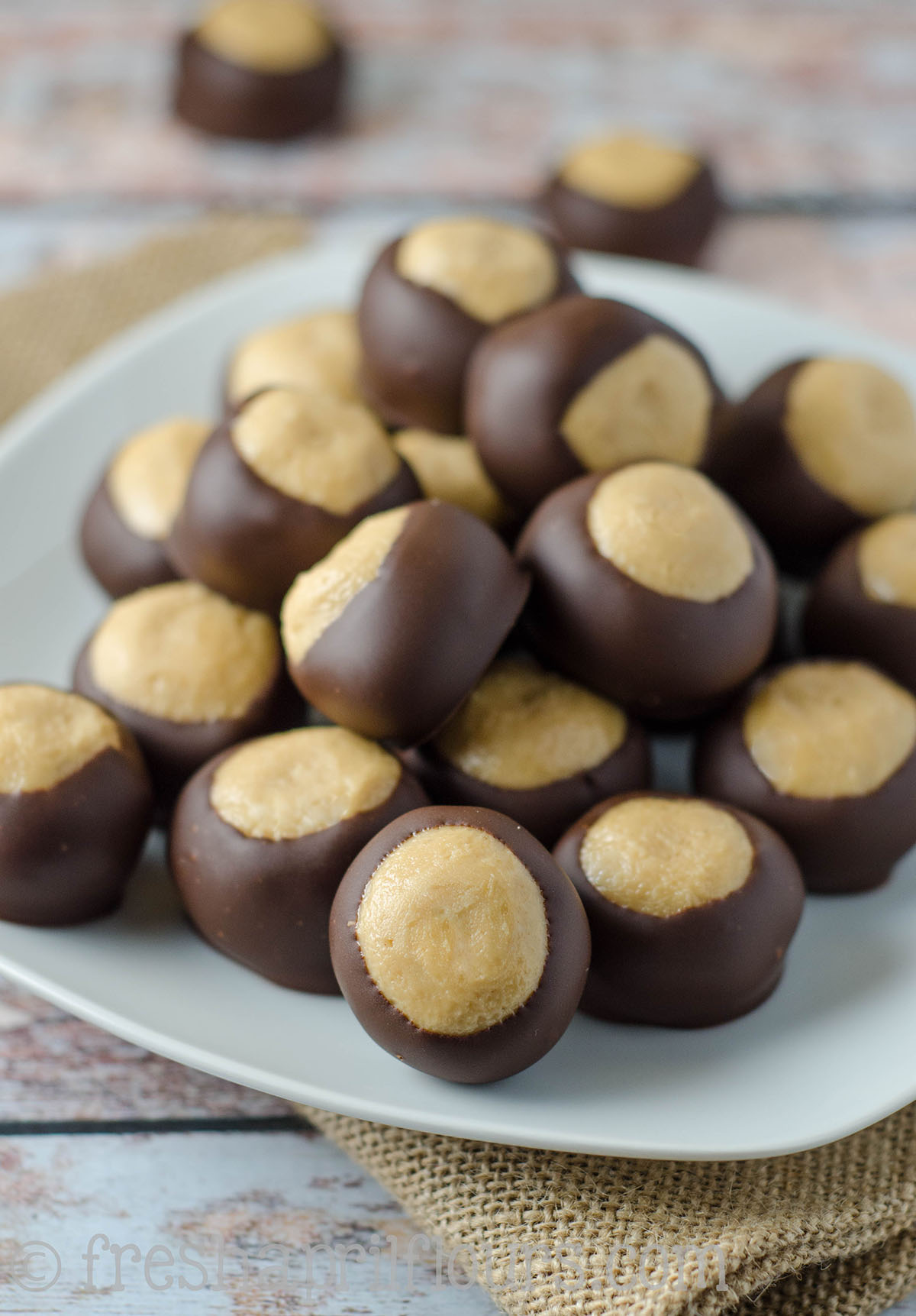 How to Make Buckeyes