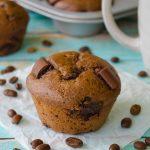 Mocha Chocolate Chunk Muffins