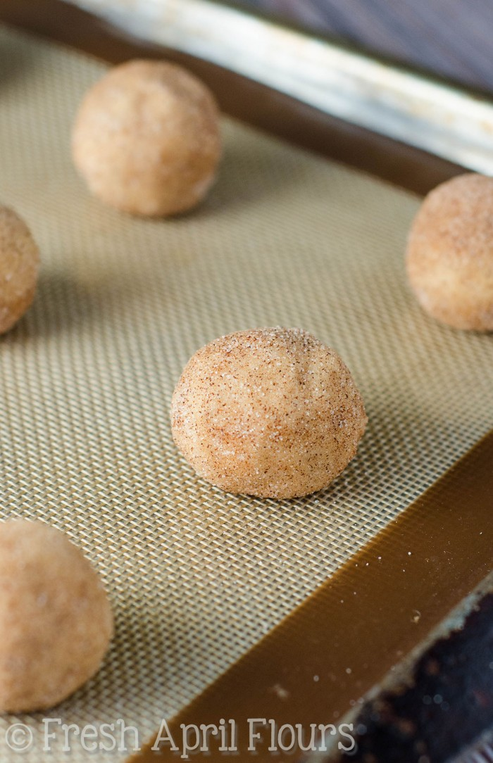 Salted Caramel Stuffed Snickerdoodles: Classic snickerdoodle cookies stuffed with caramel that has been sprinkled with sea salt. A jazzy upgrade for the sweet and salty lovers of the cookie world!
