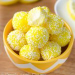 Lemon Cream Pie Truffles + A GIVEAWAY!