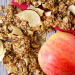 Apple Quinoa Granola