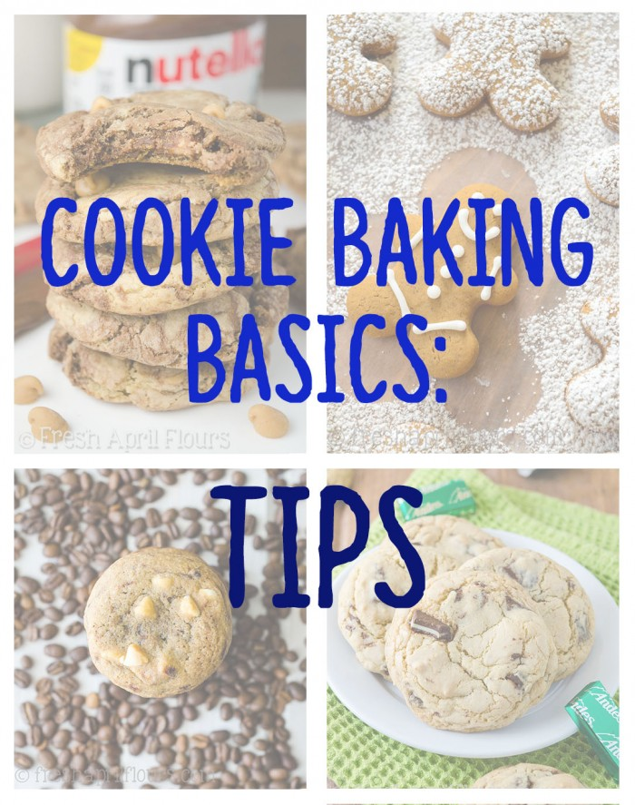 Cookie Baking Basics: Tips from Fresh April Flours