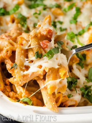 My Favorite Baked Ziti