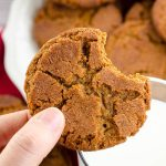 Gingersnap Cookies– 2 Ways