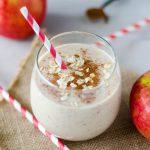 Healthy Apple Pie Smoothie