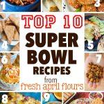 Top 10 Super Bowl Snacks