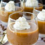 Coffee & Cream Gelatin Parfaits