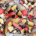Banana Split Bark {VIDEO}