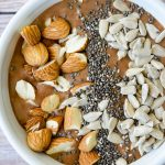 Chocolate Peanut Butter Smoothie Bowl {VIDEO}