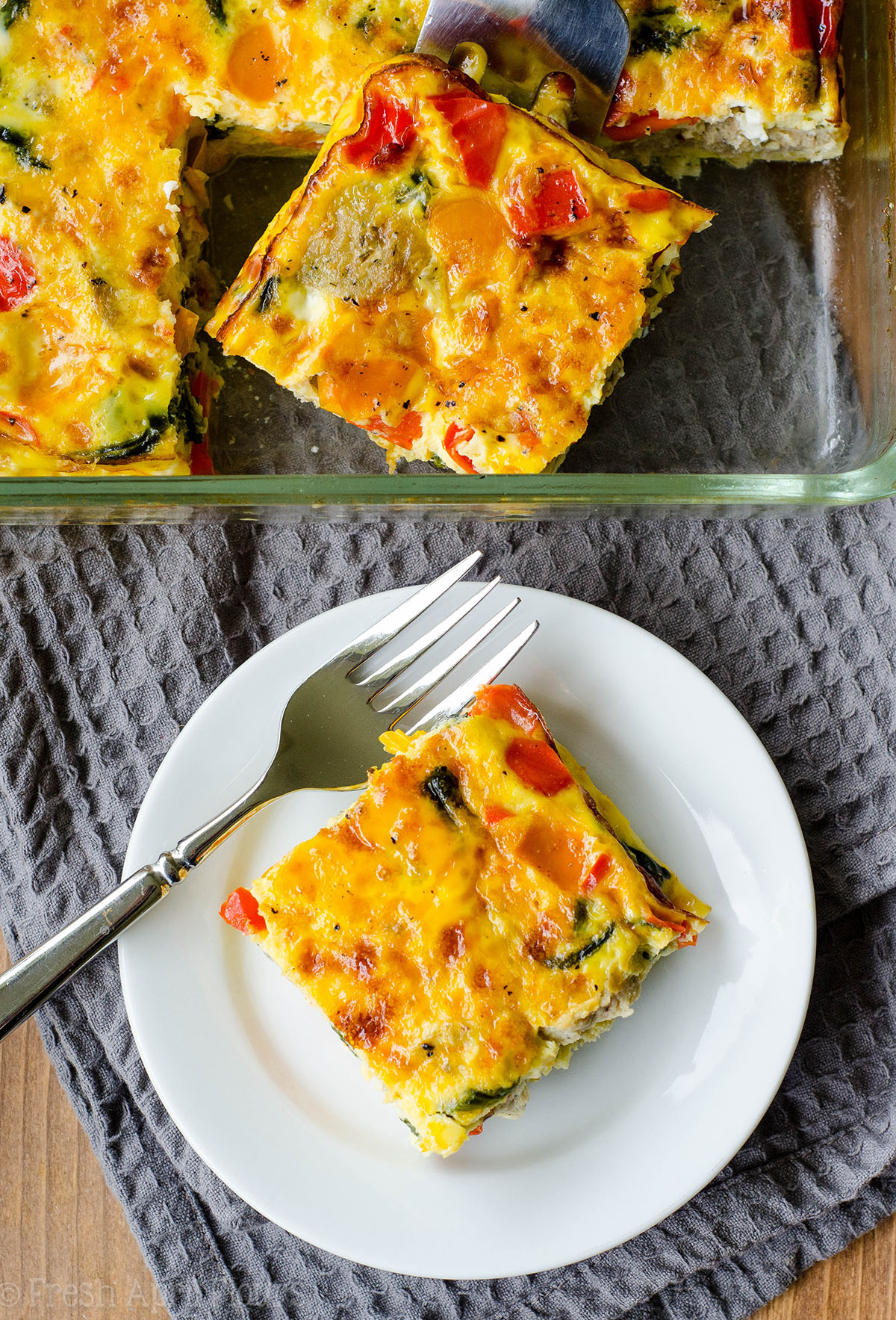 Make ahead meal breakfast casserole forumfinder Image collections