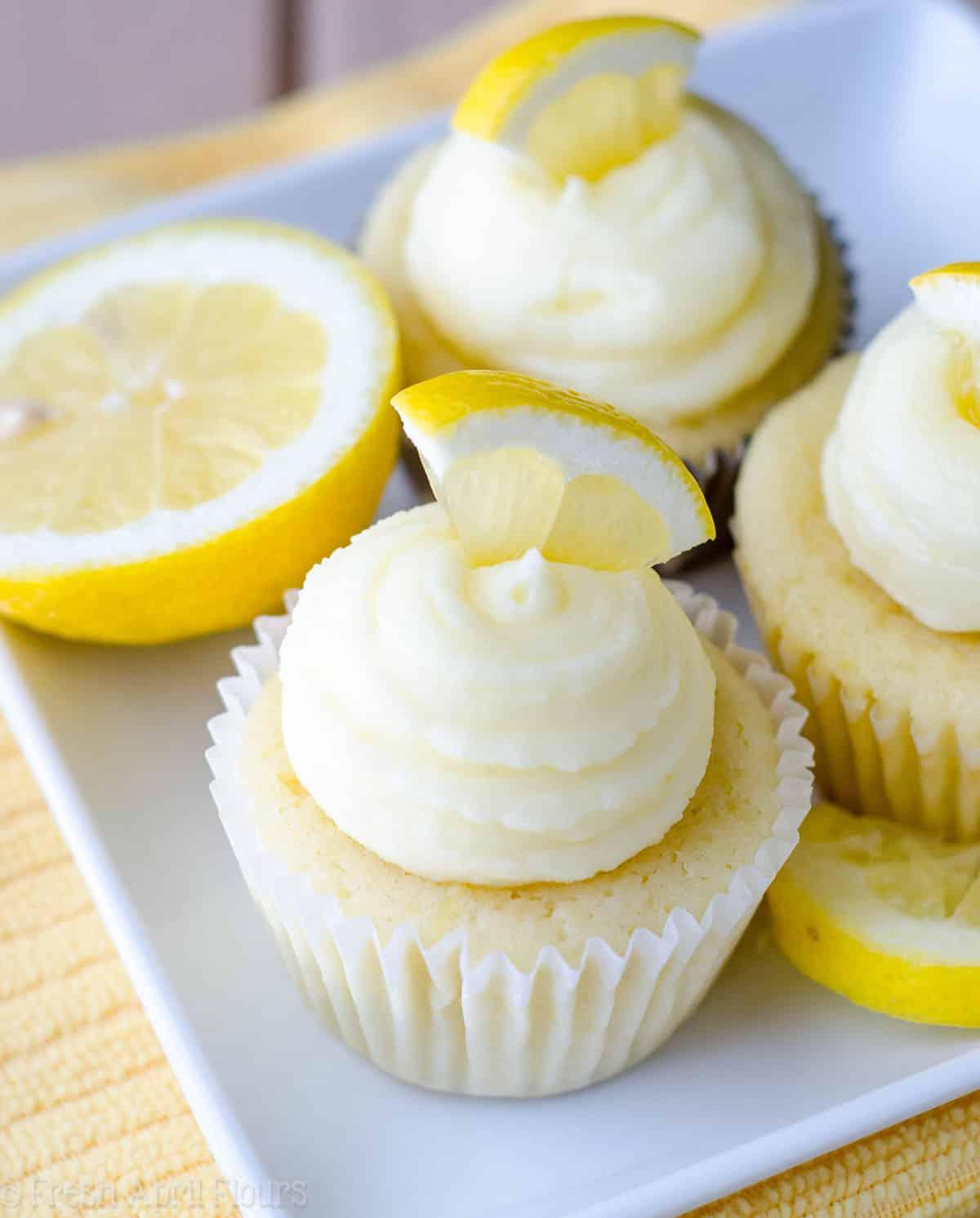 Lemon Cake Good Food