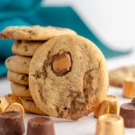 Peanut Butter Rolo Cookies (Sumbitches)