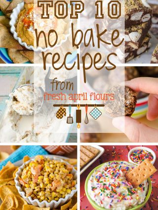 Top 10 No Bake Recipes