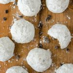 Chocolate Chip Snowballs