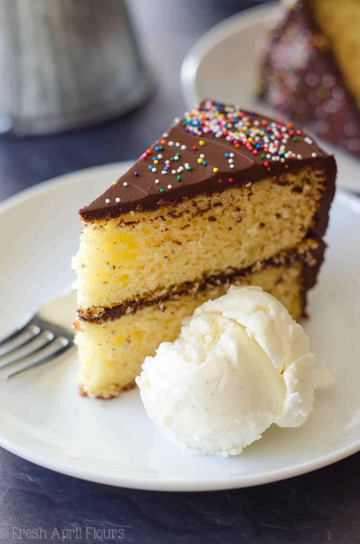 Chocolate Cake Recipe Buttercream Frosting