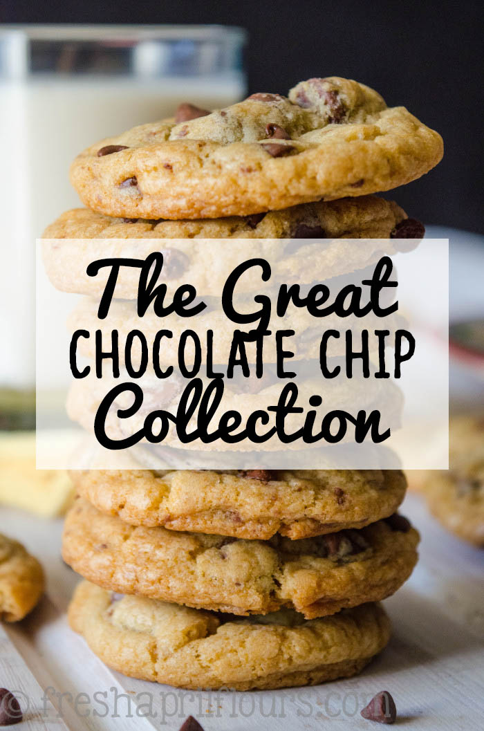 The Great Chocolate Chip Collection from Fresh April Flours