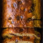 Oatmeal Chocolate Chip Lactation Quick Bread