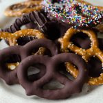 Homemade Chocolate Covered Pretzels