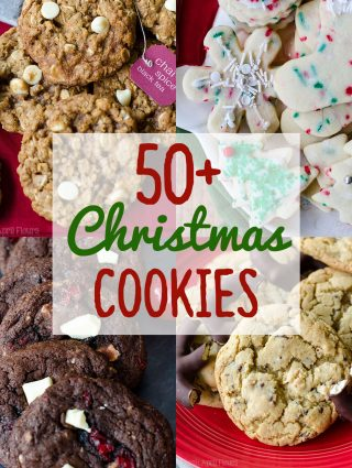50+ Christmas Cookies
