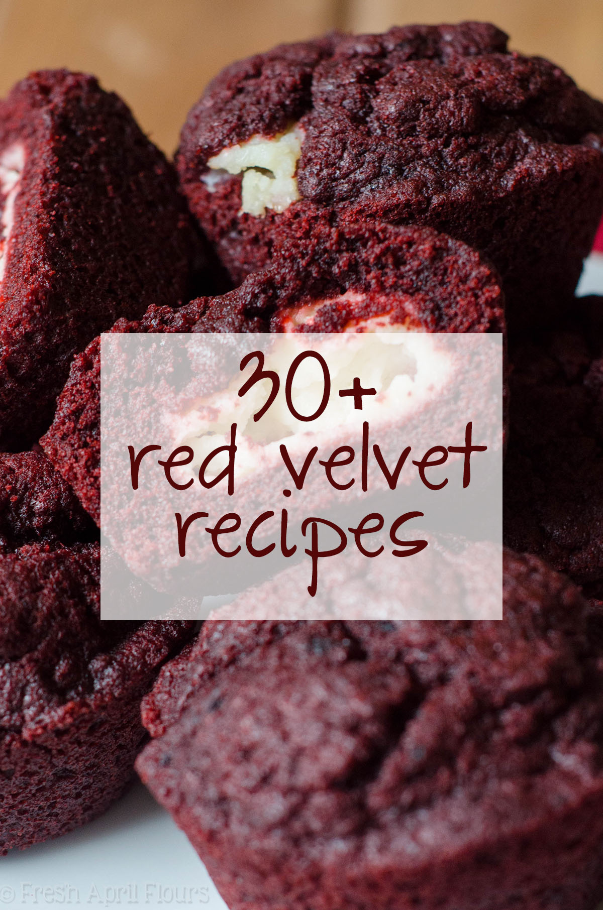 30+ Red Velvet Recipes