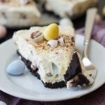 No Bake Cadbury Egg Pie