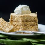 No Bake Pumpkin Icebox Cake