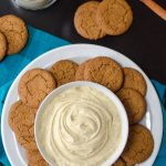 Eggnog Dip: Creamy and perfectly spiced dip reminiscent of the classic Christmas beverage. Add a little rum if you're feeling boozy!