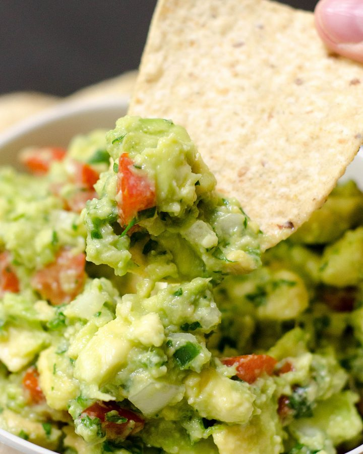 Homemade Guacamole: The secret to making amazing chunky guacamole at home is all in the preparation of the tomato. Find out the best way to create delicious guac in your own kitchen!