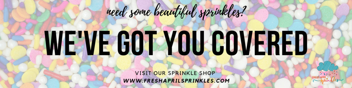 Fresh April Sprinkles: Premium sprinkle blends for all occasions