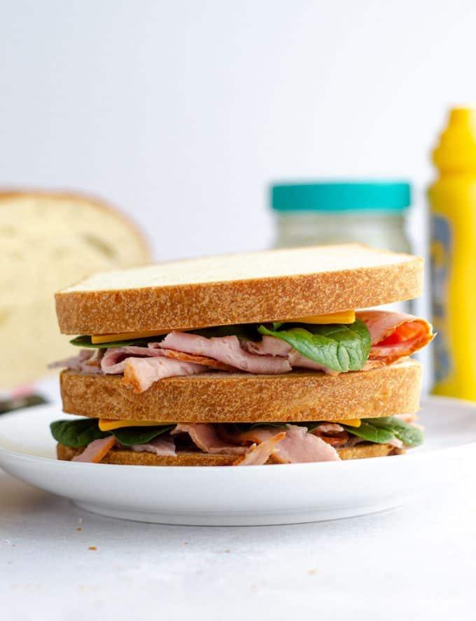 White Sandwich Bread: Fluffy, sturdy sandwich bread made right in your own kitchen.
