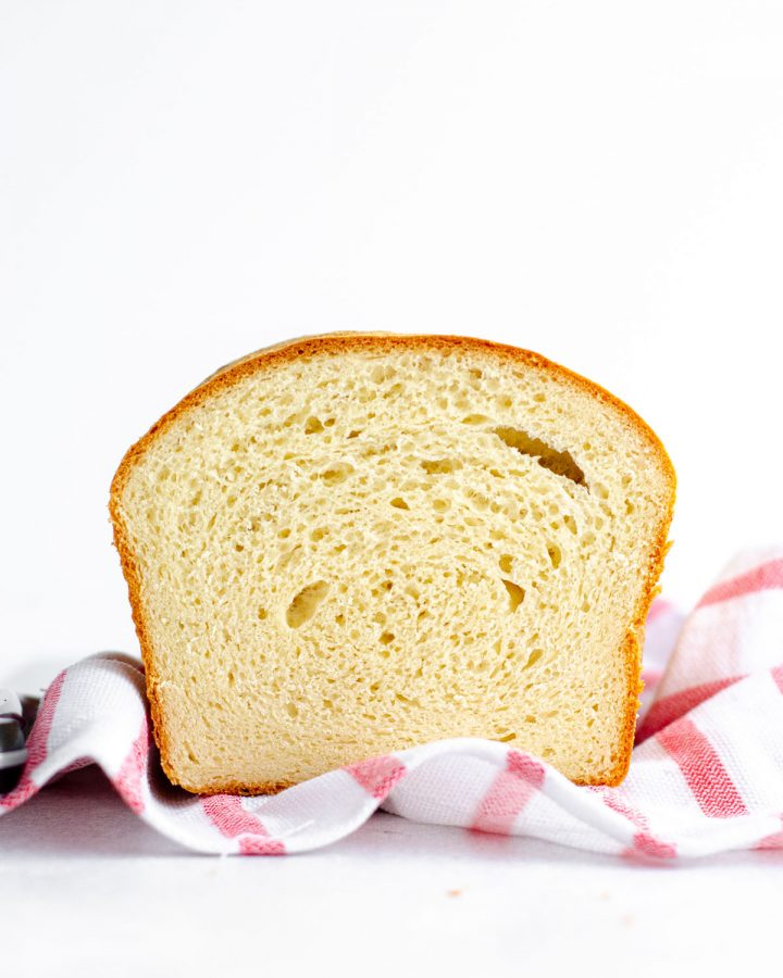 White Sandwich Bread: Fluffy, sturdy sandwich bread made right in your own kitchen.