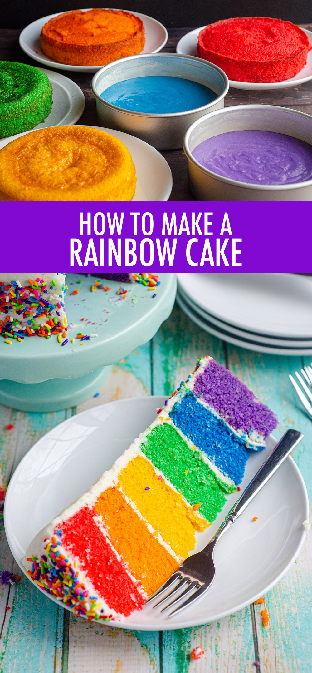Learn how to make this show-stopping cake AND learn how to scale it to your needs. It's easier than you think but makes an incredible conversation piece!