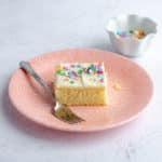 Simple White Sheet Cake