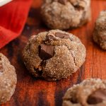 Gingerbread Chocolate Cookies