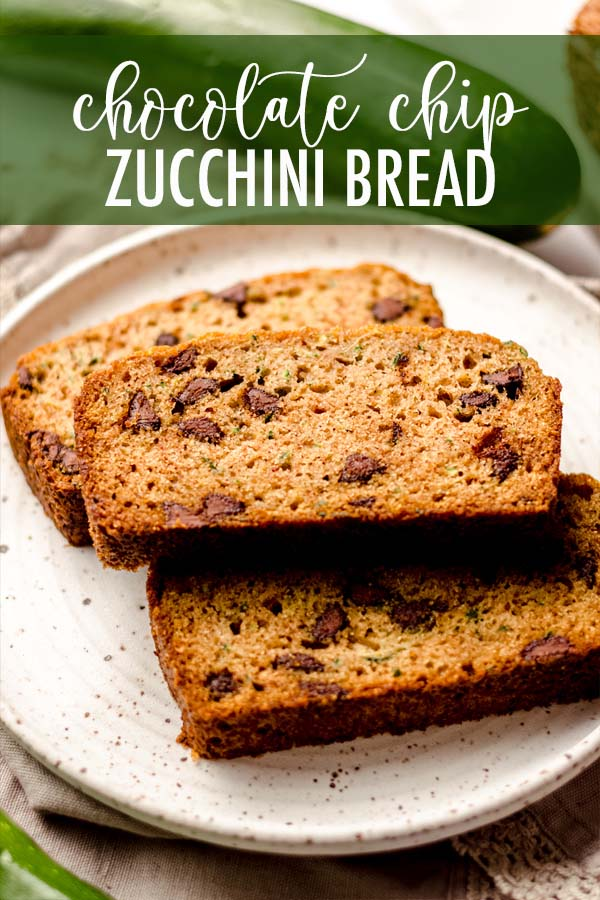 Perfectly spiced, perfectly sweetened, and a great way to use up your summer zucchini (or frozen zucchini any time of the year)! Recipe makes one loaf or 12 muffins.